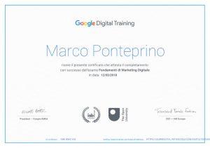 Fondamenti Marketing Digitale