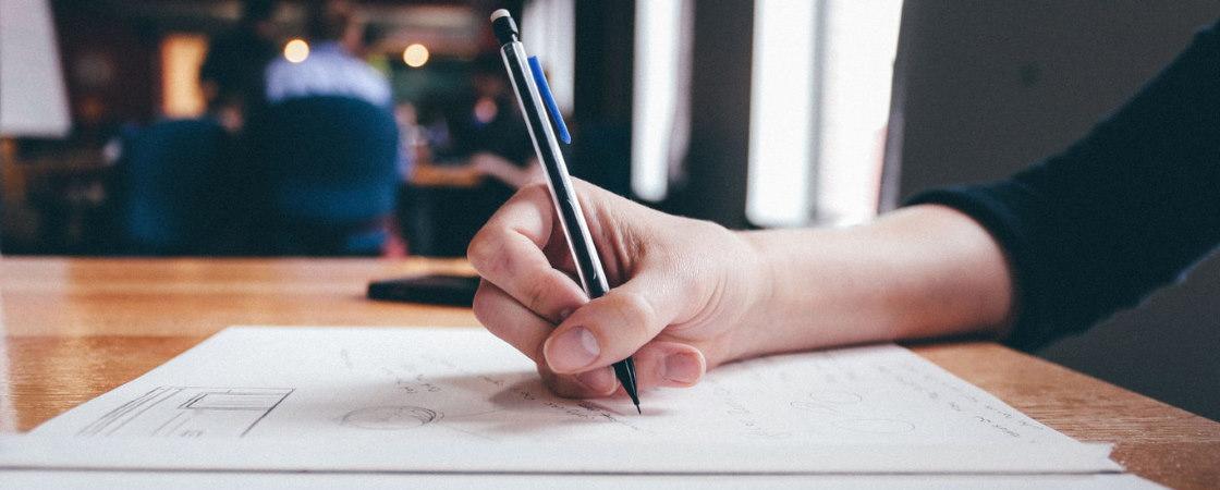 stile di scrittura